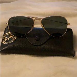 Ray-Ban aviator sunglasses, XXS